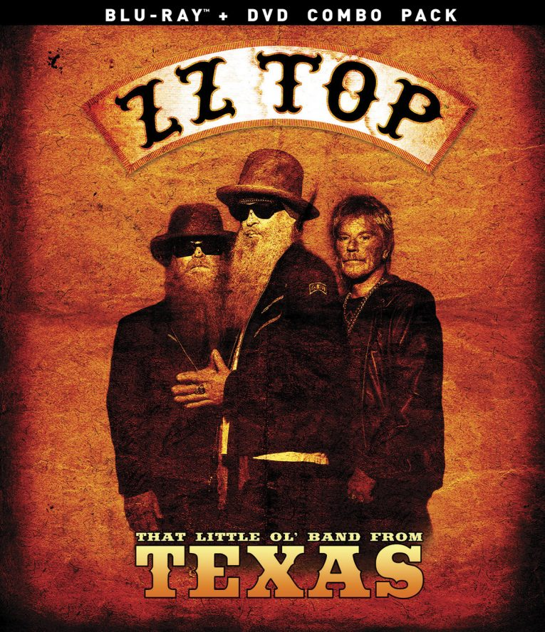 ZZ Top, 'That Little Ol' Band From Texas', documentary, Announcement, Rock and Blues Muse