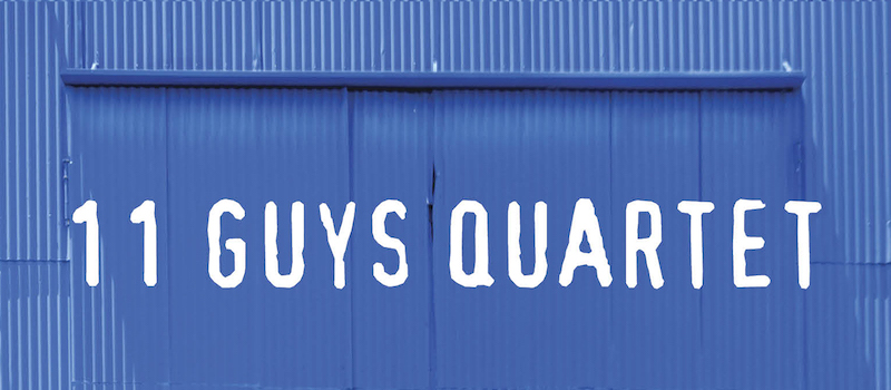 Small Blues and Grooves, 11 Guys Quartet