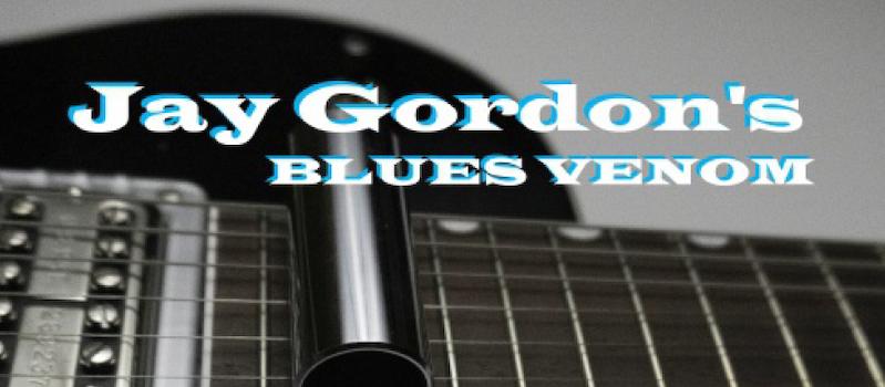 Jay Gordon Blues Venom