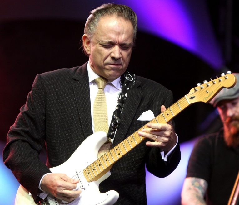 Jimmie Vaughan, interview, Rock and Blues Muse