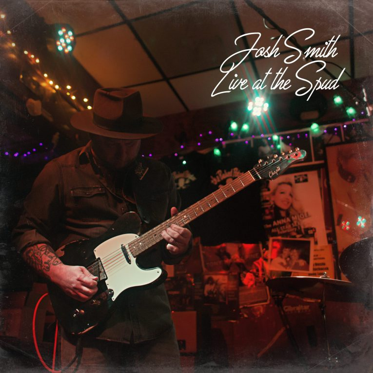 Josh Smith, Live At The Spud, album review, Rock and Blues Muse