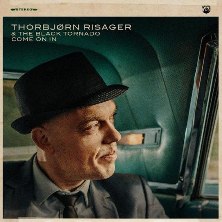 Thorbjørn Risager & The Black Tornado, new album announcement, Come On In, Rock and Blues Muse