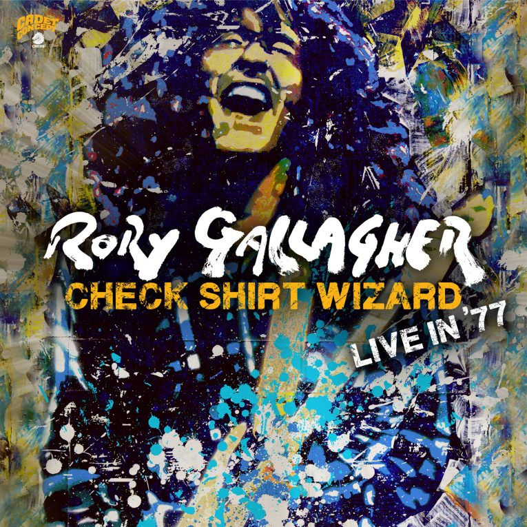 Rory Gallagher Check Shirt Wizard Live In '77, Rory Gallagher, Rock and Blues Muse