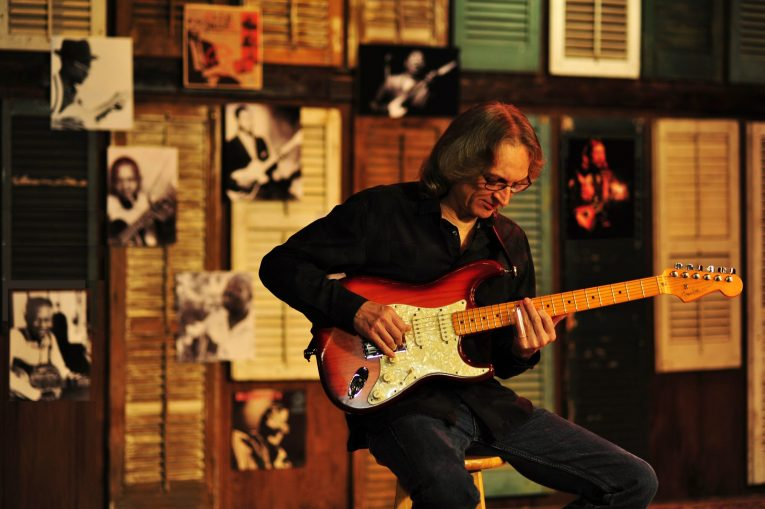 Sonny Landreth, new lyric video, The Wilds of Wonder, Rock and Blues Muse