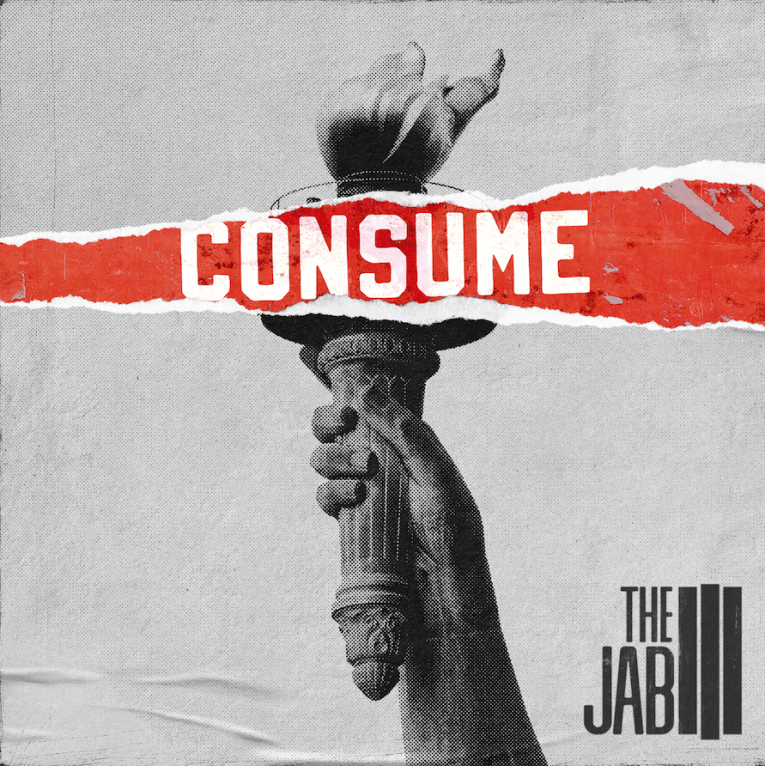 The Jab, Consume, album review, Rock and Blues Muse