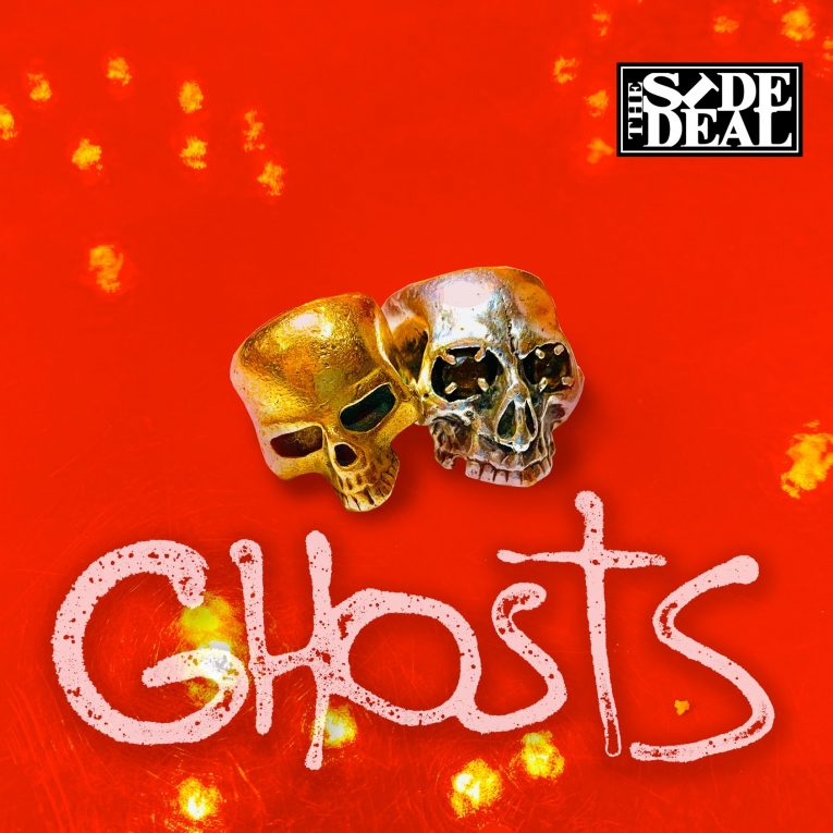 """The Side Deal, new featured single, """"Ghosts"""", Rock and Blues Muse"""