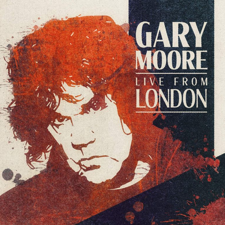 Gary Moore, Live From London, album review, Rock and Blues Muse