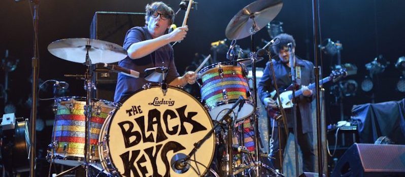 The Black Keys, Summer Tour Announcement, Gay Clark Jr, Rock and Blues Muse