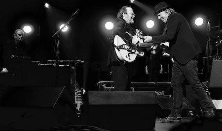 Stephen Stills, Neil Young