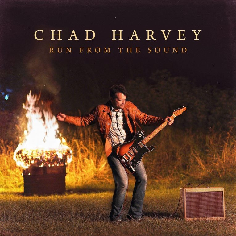 Roots-rocker, Chad Harvey, EP announcement, video, Rock and Blues Muse