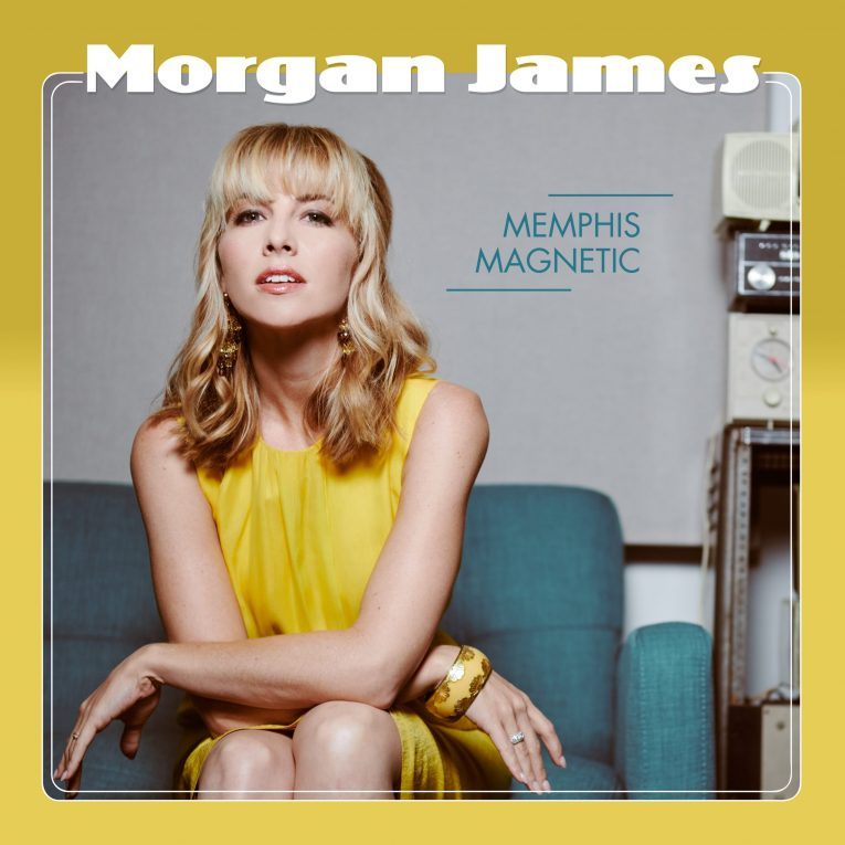 Morgan James, Memphis Magnetic, album review, Rock and Blues Muse, Martine Ehrenclou