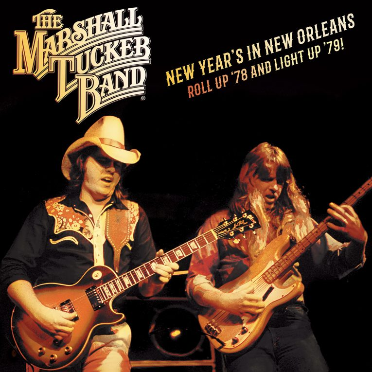 The Marshall Tucker Band 'New Year's in New Orleans: Roll Up and Light Up '79!, album review, Rock and Blues Muse