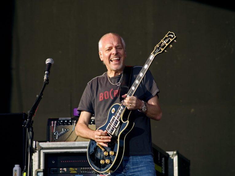 Peter Frampton, Do You Feel Like I Do? , memoir announcement, Rock and Blues Muse