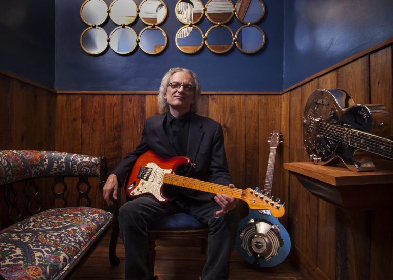 Sonny Landreth, new single release, Don't Ask Me, Blacktop Run, Rock and Blues Muse