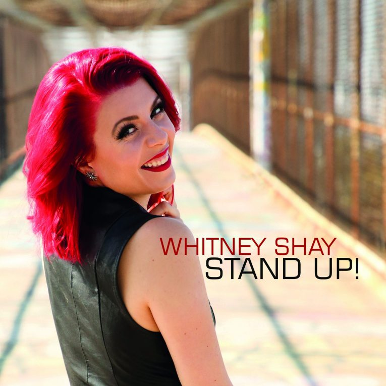 Whitney Shay, new album announcement, Stand Up!, Ruf Records, Rock and Blues Muse