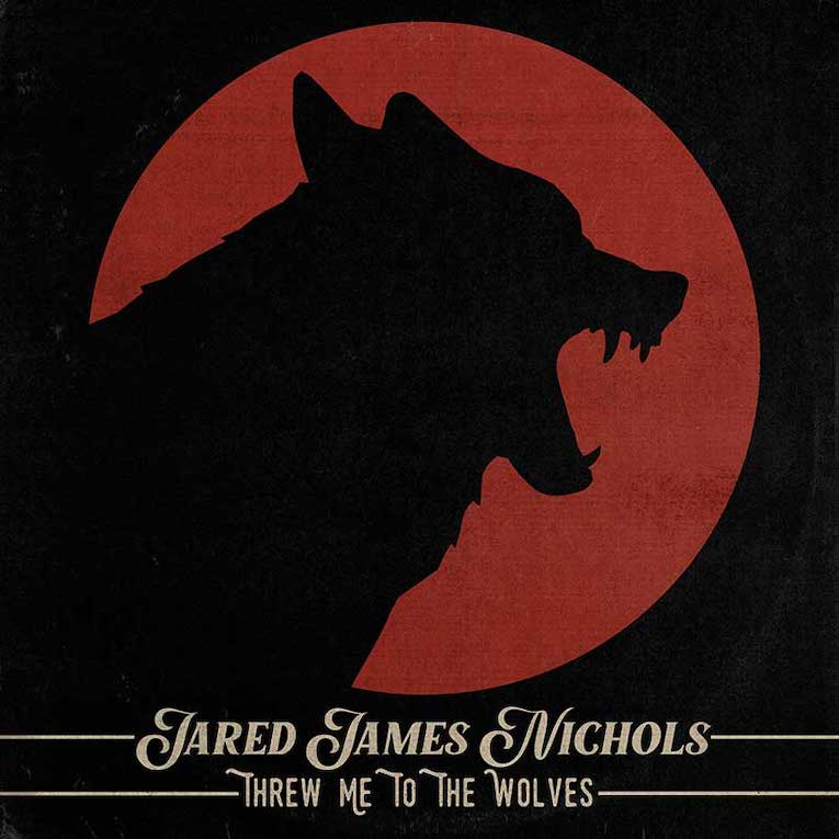 "Jared James Nichols, new single, ""Threw me To The Wolves"", Rock and Blues Muse"