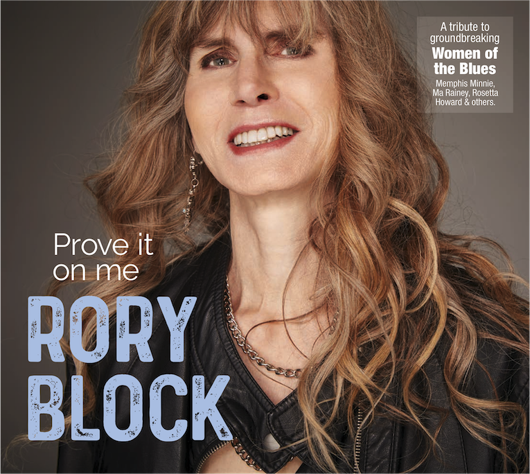 Rory Block, Prove It On Me, album review, Rock and Blues Muse