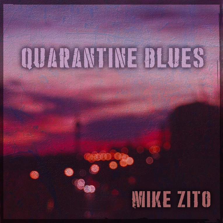 Mike Zito, Quarantine Blues, album review, Rock and Blues Muse