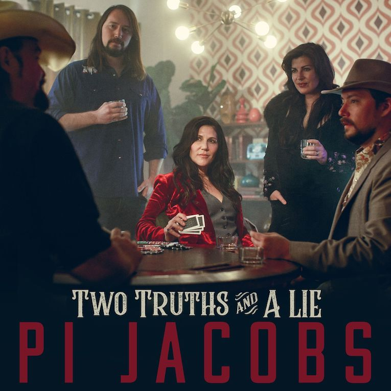 Pi Jacobs, Two Truths and a Lie, album review, Rock and Blues Muse