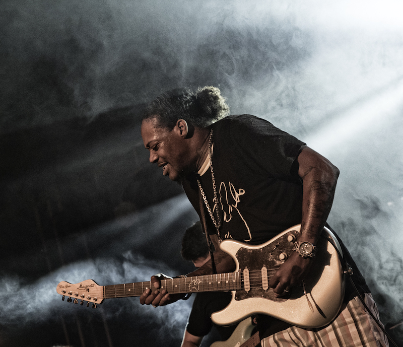 Eric Gales, Interview, Rock and Blues Muse, Martine Ehrenclou