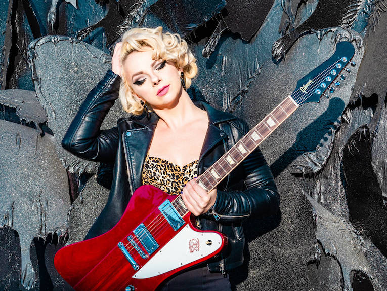 Samantha Fish, new video release, Dream Girl, Rock and Blues Muse