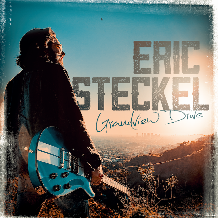 Eric Steckel, Grandview Drive, album review, Rock and Blues Muse
