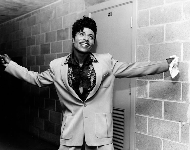 Little Richard, founding father of rock n' roll, dies at 87, Rock and Blues Muse