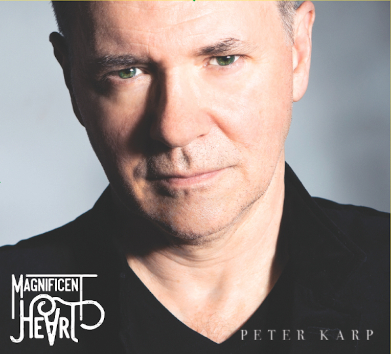 Peter Karp, Magnificent Heart, album review, Rock and Blues Muse