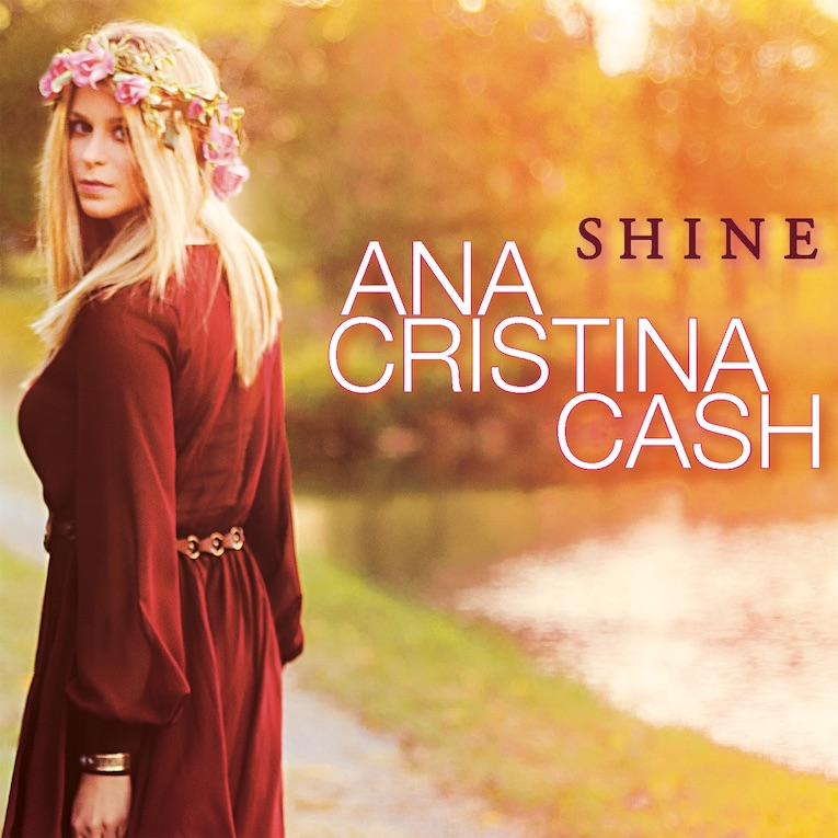 Ana Christina Cash, Shine, album review, Rock and Blues Muse