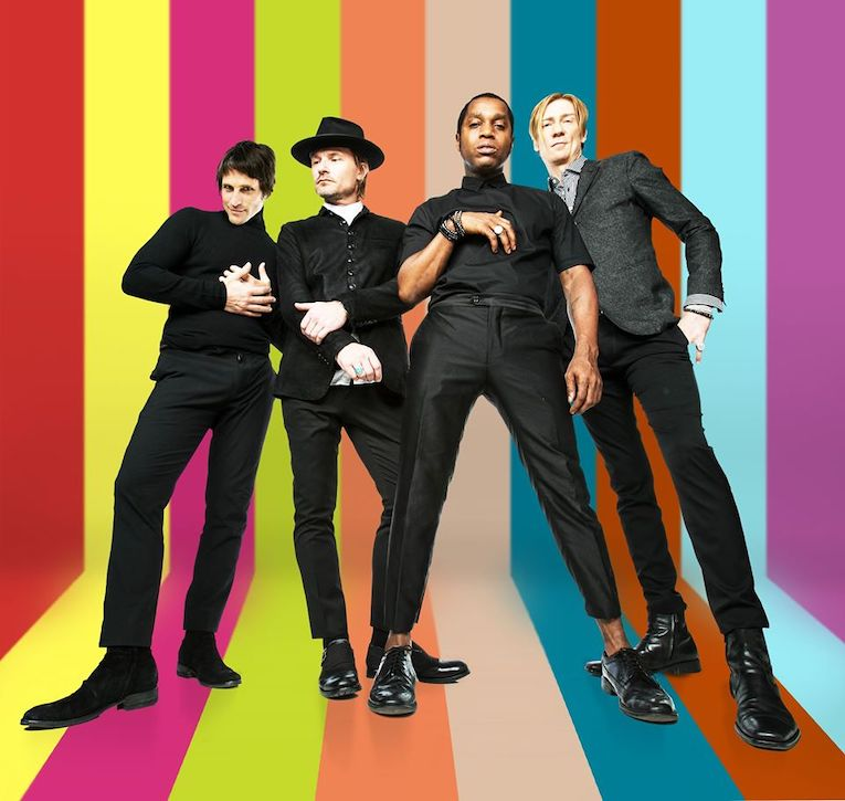 Vintage Trouble, new single release, Outside-In, suicide prevention, Rock and Blues Muse