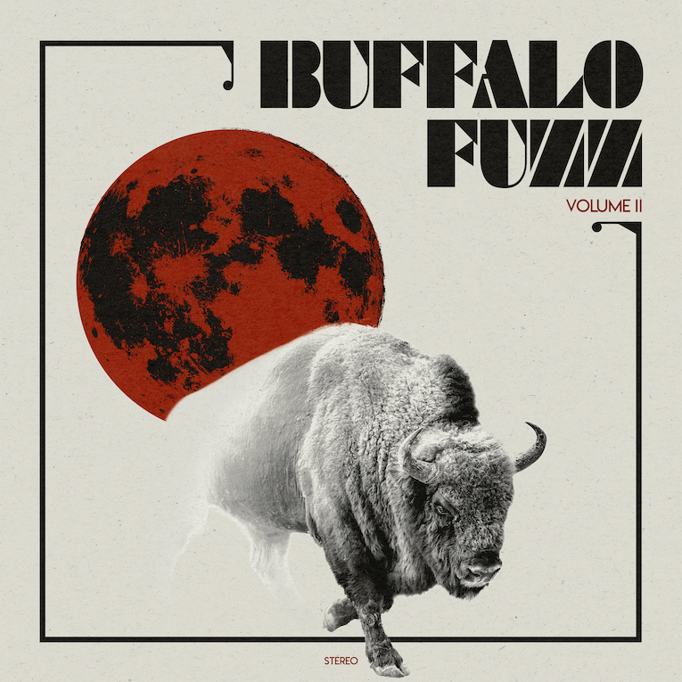 Buffalo Fuzz, Volume II, album review, Rock and Blues Muse