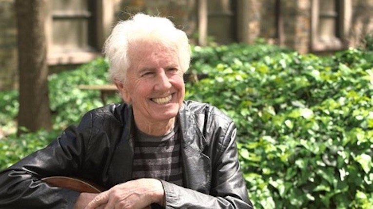 Graham Nash, legendary singer songwriter, CBS Sunday Morning, May 17 9am ET, Rock and Blues Muse