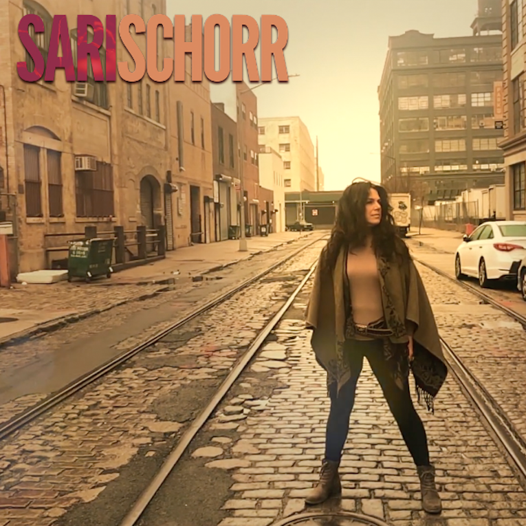 Vocalist Sari Schorr, new video release, Ordinary Life, Rock and Blues Muse