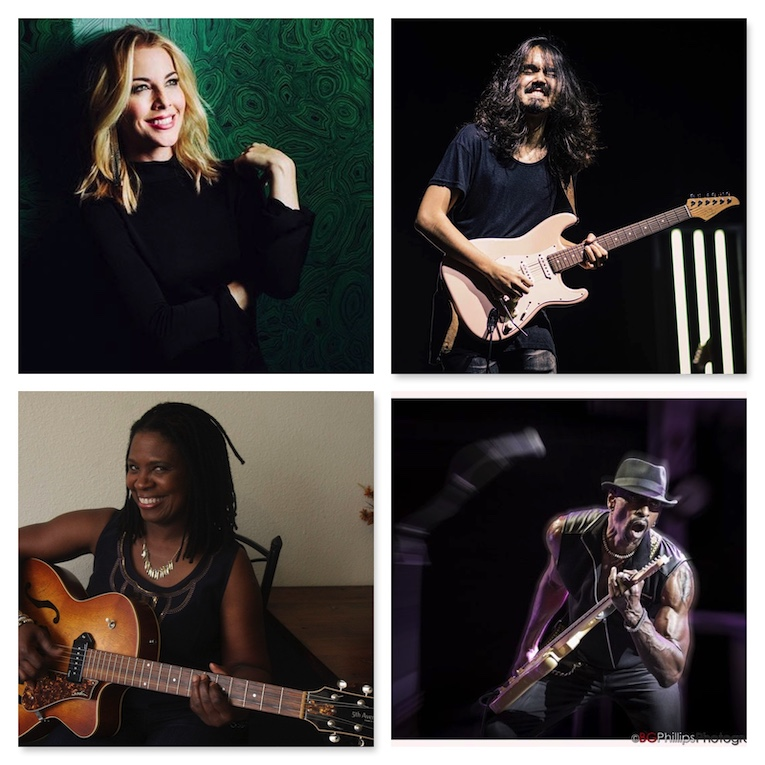 5 Blues Rock Roots Songs To Lift You Up, Martine Ehrenclou, Rock and Blues Muse