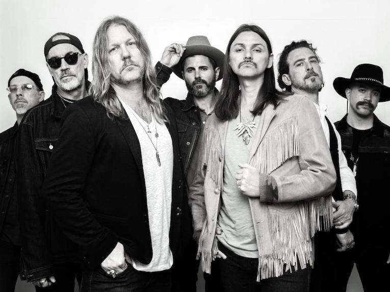 The Allman Betts Band, new album announcement, Bless Your Heart, out August 28, Rock and Blues Muse