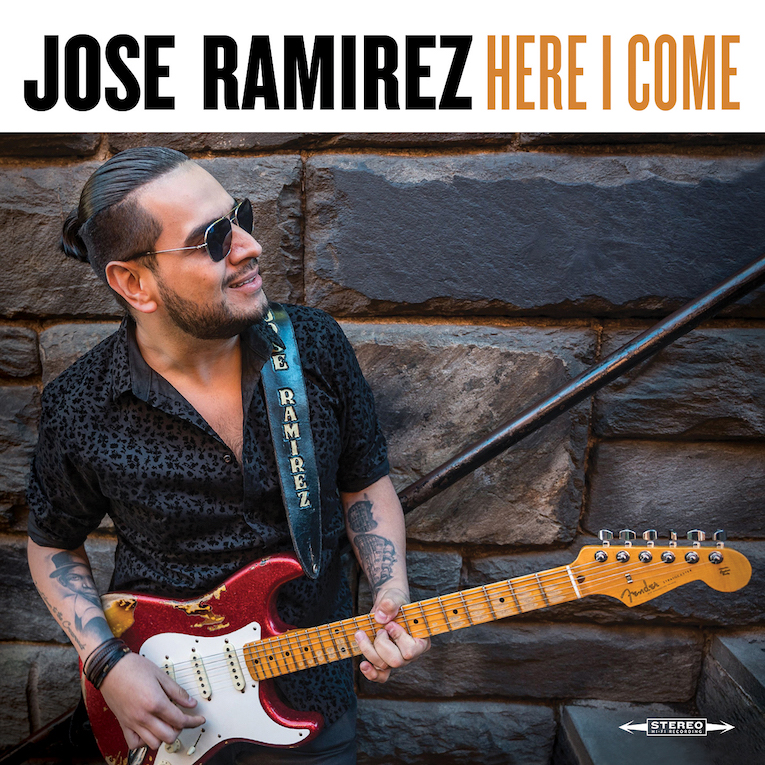 Jose Ramirez, Here I Come, album review, Rock and Blues Muse