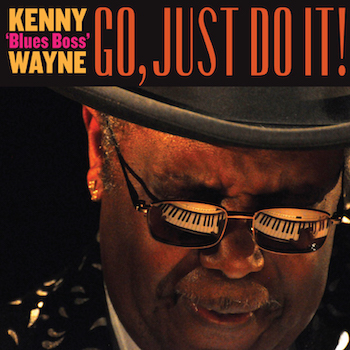 Kenny Blues Boss Wayne