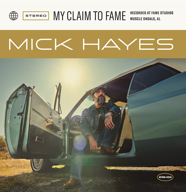 Mick Hayes, My Claim To Fame, album review, Rock and Blues Muse