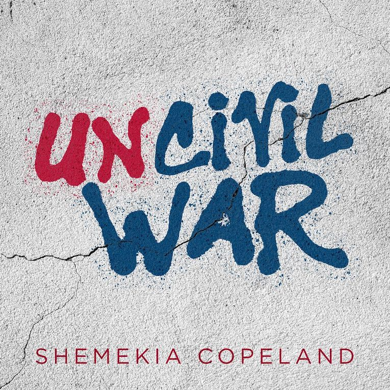 Shemekia Copeland, new song release, Uncivil War, Rock and Blues Muse
