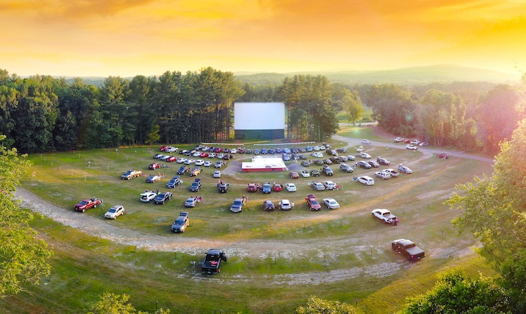 Drive-In Concerts: The Ultimate Tailgate Party During The Pandemic? Martine Ehrenclou, Rock and Blues Muse