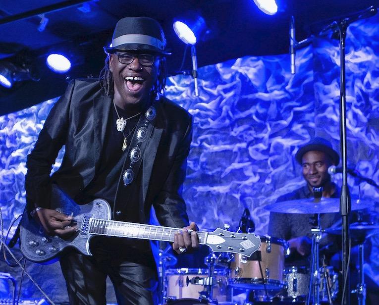 Interview, Joe Louis Walker, Legendary Bluesman, Martine Ehrenclou, Rock and Blues Muse
