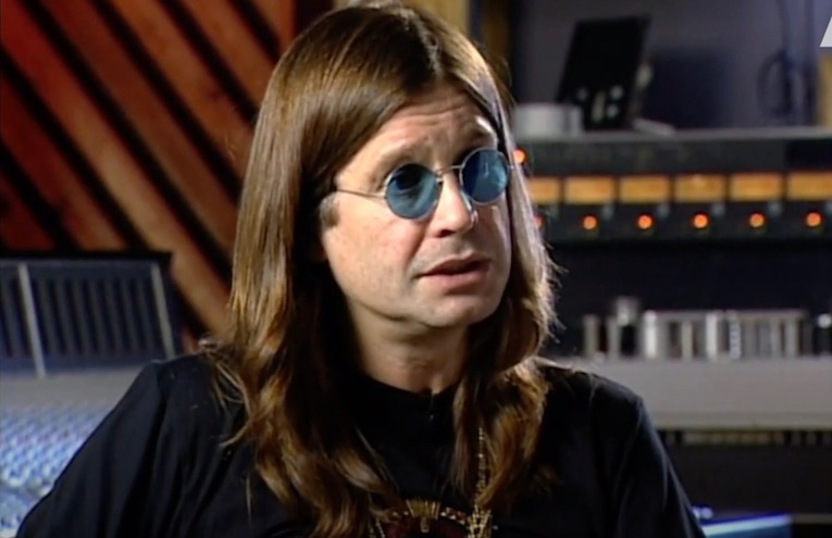 Ozzy Osbourne, new documentary announcement, Biography The Nine Lives of Ozzy Osbourne, A&E Network, Premiere September 7th, Rock and Blues Muse