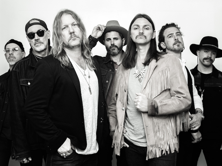 Allman Betts Band, new single release, 'Pale Horse Rider', Bless Your Heart, Rock and Blues Muse