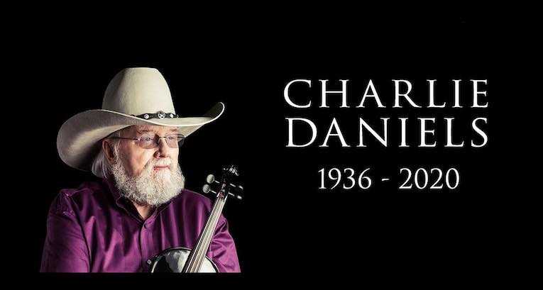 Country Music Southern Rock Legend Charlie Daniels Dies at 83, Rock and Blues Muse