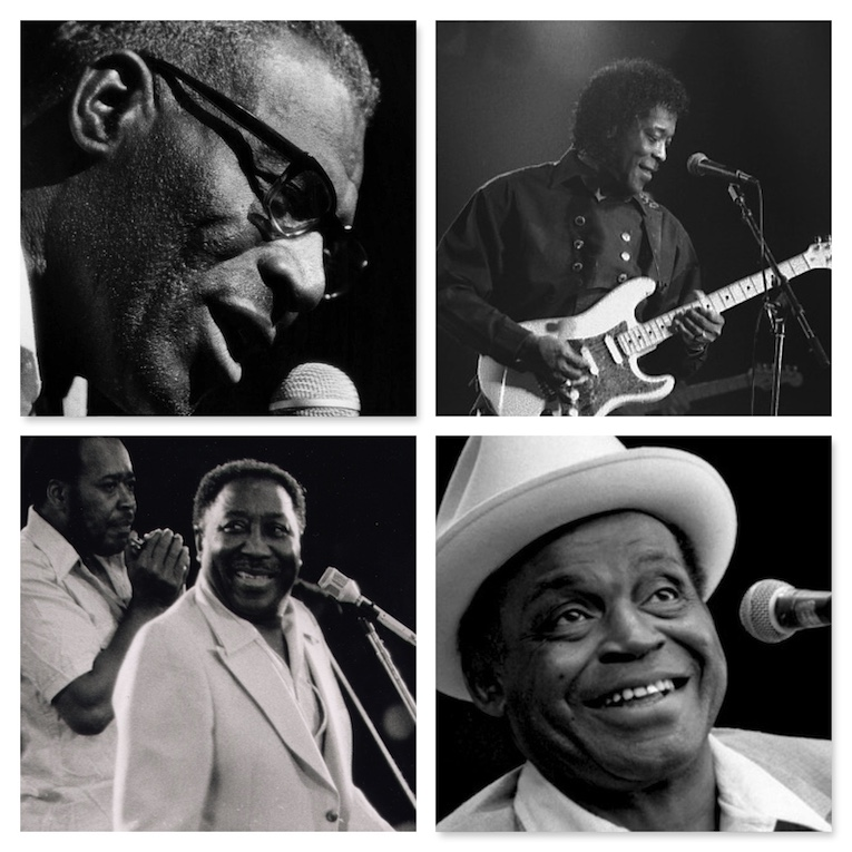 Chicago Blues 10 Legendary Bluesmen, Chicago blues, Rock and Blues Muse
