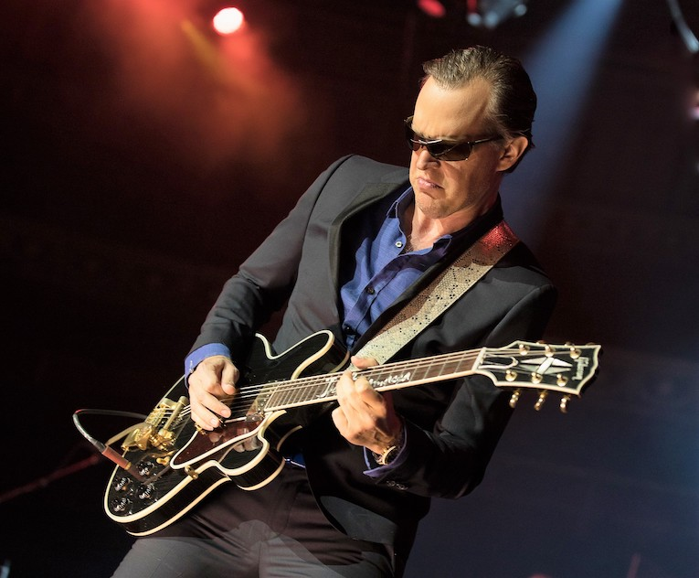 Joe Bonamassa, new video, Colour And Shape, A New Day Now, Rock and Blues Muse