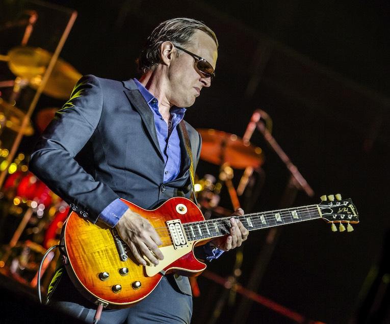 Joe Bonamassa, new album announcement, Royal Tea, October 23rd, live streaming event, Rock and Blues Muse