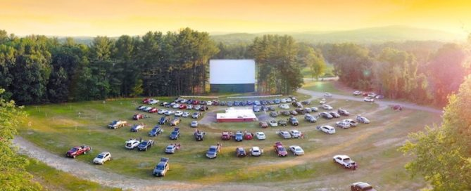 Drive-In Concerts, Martine Ehrenclou, Rock and Blues Muse