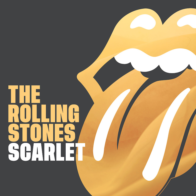 The Rolling Stones, new track release, Scarlet, featuring Jimmy Page, Rock and Blues Muse