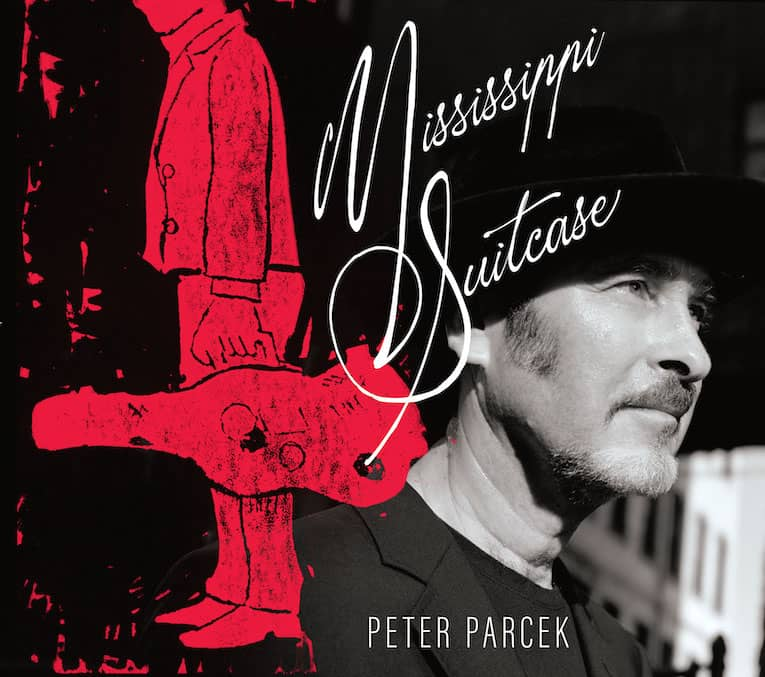 Peter Parcek Mississippi Suitcase album cover